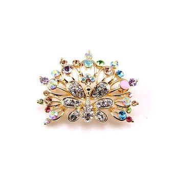 Φοίνιξ Μπλουζα βαθμού Υπέροχος Κράμα ένθετο διαμάντι καρφίτσα - Σελίδα 1
