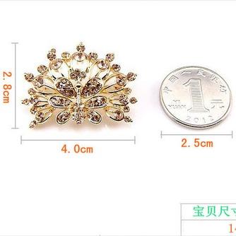 Φοίνιξ Μπλουζα βαθμού Υπέροχος Κράμα ένθετο διαμάντι καρφίτσα - Σελίδα 5