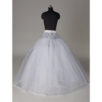 Κομψό Διπλό νήμα Ισχυρή καθαρή Νυφικό φόρεμα Μεσοφόρι γάμου - Σελίδα 2