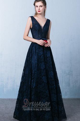 Δαντέλα επικάλυψης Ανάποδο Τρίγωνο Φυσικό Μπάλα φορέματα - Σελίδα 1