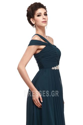 Μικρό Κοντομάνικο Ασύμμετρα μανίκια Φυσικό Μητέρα φόρεμα - Σελίδα 4
