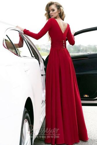 Μπροστινό Σκίσιμο Κοντομάνικο Βαθιά v-λαιμός Βραδινά φορέματα - Σελίδα 2