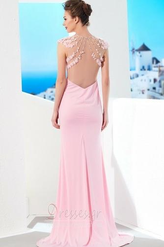 Χάντρες Καλοκαίρι Χάνει Κομψό Κόσμημα Αμάνικο Βραδινά φορέματα - Σελίδα 2