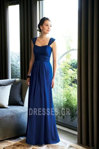 Οι πτυχωμένες μπούστο Σιφόν Φυσικό Επίσημη Παράνυμφος φορέματα - Σελίδα 1