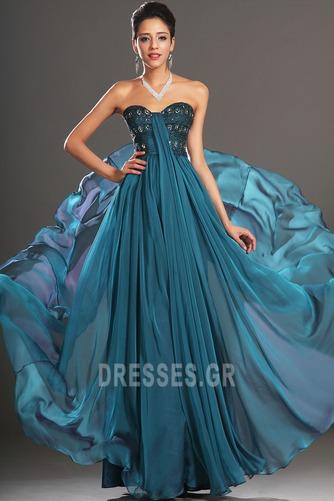 Αμάνικο αγαπημένος Μικροκαμωμένη Κόσμημα τονισμένο μπούστο Βραδινά φορέματα - Σελίδα 2