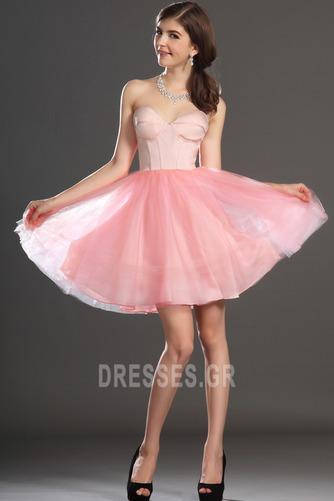 αγαπημένος Καλοκαίρι Ύπαιθρος Τούλι Αμάνικο Μπάλα φορέματα - Σελίδα 3