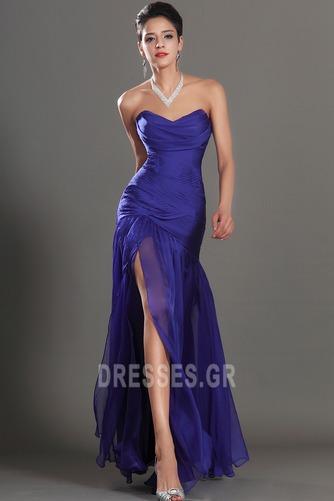 Αμάνικο Γοργόνα αγαπημένος πλέγμα ύφασμα Μπάλα φορέματα - Σελίδα 1