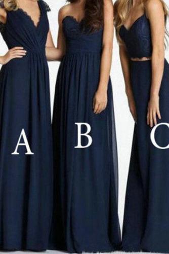 Κομψό Αμάνικο Οι πτυχωμένες μπούστο Φυσικό Παράνυμφος φορέματα - Σελίδα 3