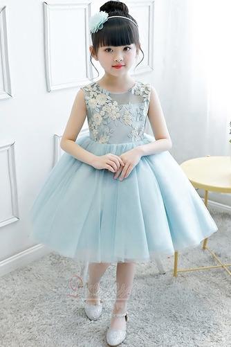 Δαντέλα επικάλυψης Κεντήματα Καλοκαίρι Φυσικό Λουλούδι κορίτσι φορέματα - Σελίδα 1