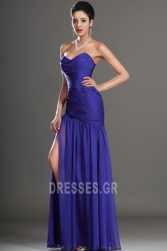 Αμάνικο Γοργόνα αγαπημένος πλέγμα ύφασμα Μπάλα φορέματα - Σελίδα 4