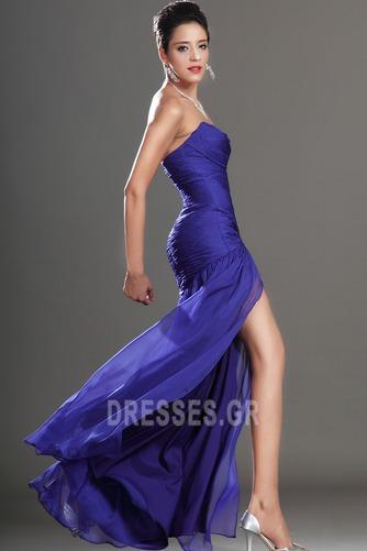 Αμάνικο Γοργόνα αγαπημένος πλέγμα ύφασμα Μπάλα φορέματα - Σελίδα 6