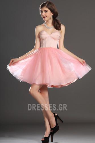 αγαπημένος Καλοκαίρι Ύπαιθρος Τούλι Αμάνικο Μπάλα φορέματα - Σελίδα 2