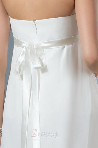 Μήκος πατωμάτων Χάντρες Παραλία απλός Αμάνικο Βραδινά φορέματα - Σελίδα 5