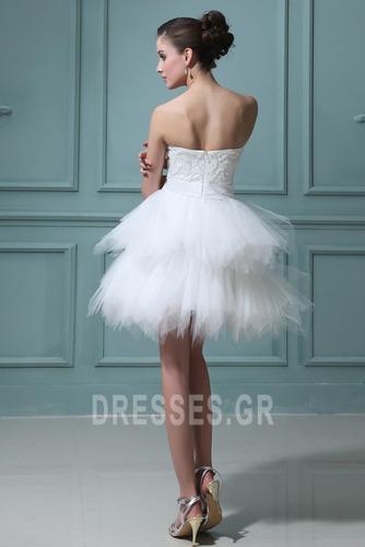 αγαπημένος Φυσικό Αμάνικο Μαργαριτάρια Καλοκαίρι Μπάλα φορέματα - Σελίδα 4