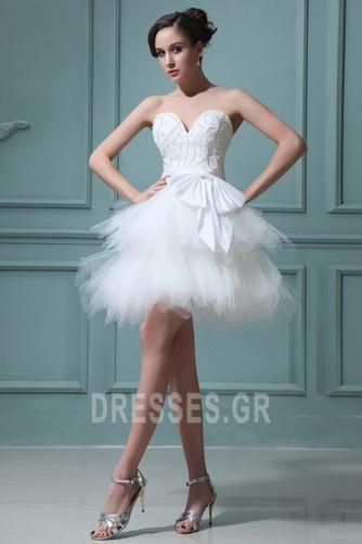 αγαπημένος Φυσικό Αμάνικο Μαργαριτάρια Καλοκαίρι Μπάλα φορέματα - Σελίδα 1