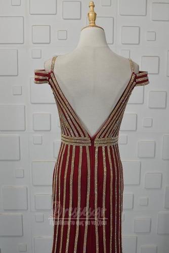 Πούλιες Θήκη εξώπλατο Τούλι Έναστρο Ανάποδο Τρίγωνο Βραδινά φορέματα - Σελίδα 4