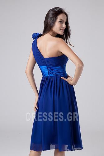 Οι πτυχωμένες μπούστο Σιφόν απλός Γραμμή Α Παράνυμφος φορέματα - Σελίδα 6