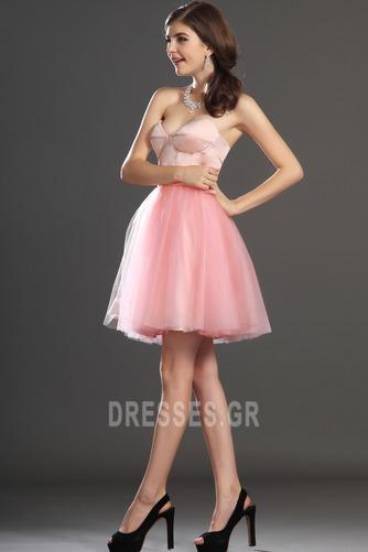 αγαπημένος Καλοκαίρι Ύπαιθρος Τούλι Αμάνικο Μπάλα φορέματα - Σελίδα 6