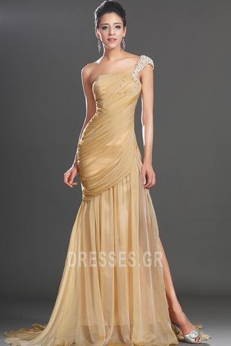 Χάντρες Λαμπερό Καλοκαίρι Χάνει Πλευρά σχισμή Μπάλα φορέματα - Σελίδα 3