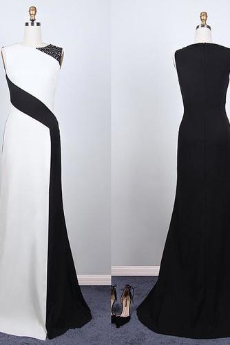 Μήκος πατωμάτων σικ Κόσμημα Μικροκαμωμένη Βραδινά φορέματα - Σελίδα 6