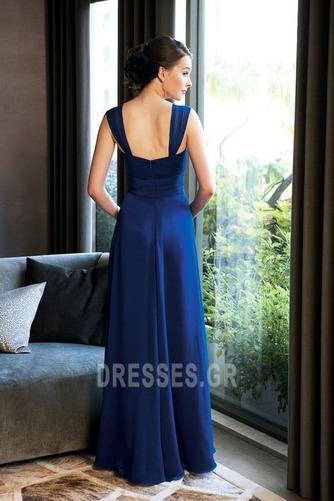 Οι πτυχωμένες μπούστο Σιφόν Φυσικό Επίσημη Παράνυμφος φορέματα - Σελίδα 2
