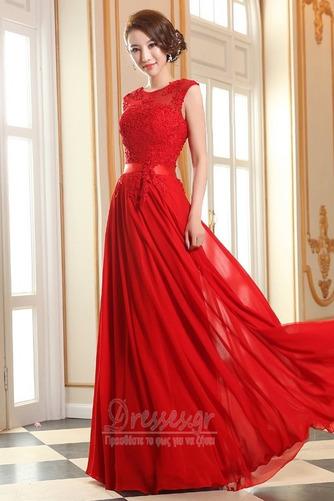 Προσαρμοσμένες μανίκια Δαντέλα-επάνω Δαντέλα επικάλυψης Βραδινά φορέματα - Σελίδα 3