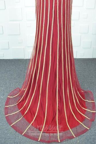 Πούλιες Θήκη εξώπλατο Τούλι Έναστρο Ανάποδο Τρίγωνο Βραδινά φορέματα - Σελίδα 5