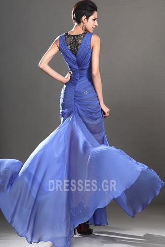 Θήκη υψηλή Χαμηλή Μπροστινό Σκίσιμο σικ Καλοκαίρι Μπάλα φορέματα - Σελίδα 6