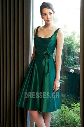 Φυσικό Γραμμή Α απλός Καλοκαίρι Μέχρι το Γόνατο Παράνυμφος φορέματα - Σελίδα 1