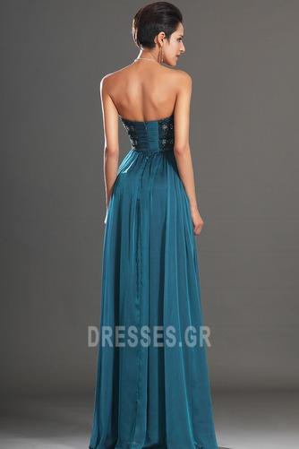 Αμάνικο αγαπημένος Μικροκαμωμένη Κόσμημα τονισμένο μπούστο Βραδινά φορέματα - Σελίδα 6