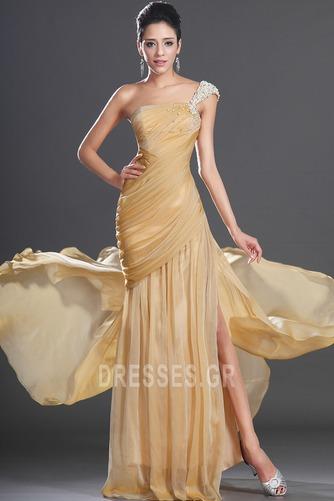 Χάντρες Λαμπερό Καλοκαίρι Χάνει Πλευρά σχισμή Μπάλα φορέματα - Σελίδα 2