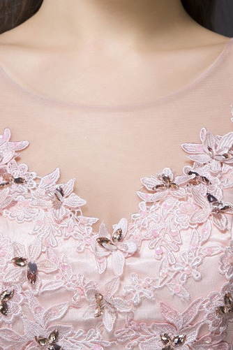 Φθινόπωρο Πλισέ Φερμουάρ επάνω Αμάνικο Φυσικό Βραδινά φορέματα - Σελίδα 5