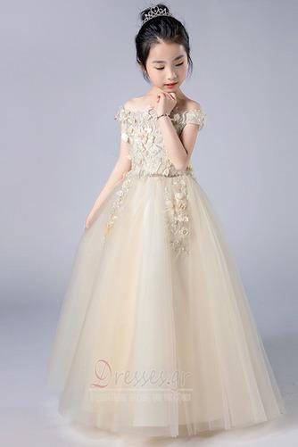 ... Τονισμένα τόξο Μέχρι τον αστράγαλο Καλοκαίρι Λουλούδι κορίτσι φορέματα  - Σελίδα 3 ... 358694dc468