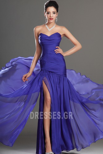 Αμάνικο Γοργόνα αγαπημένος πλέγμα ύφασμα Μπάλα φορέματα - Σελίδα 2