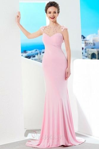 Χάντρες Καλοκαίρι Χάνει Κομψό Κόσμημα Αμάνικο Βραδινά φορέματα - Σελίδα 1