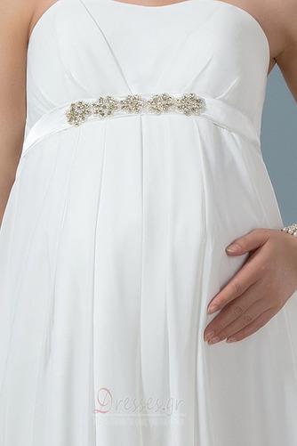 Μήκος πατωμάτων Χάντρες Παραλία απλός Αμάνικο Βραδινά φορέματα - Σελίδα 4