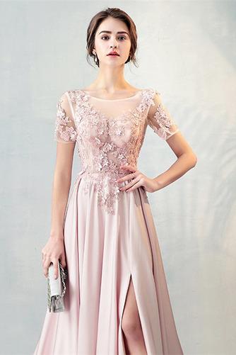 Καλοκαίρι Κοντομάνικο Φυσικό εξώπλατο Χάνει Βραδινά φορέματα - Σελίδα 5