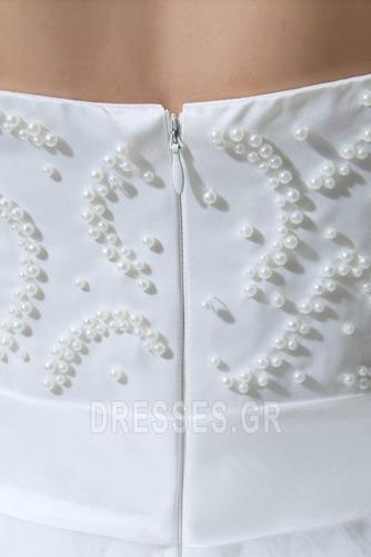 αγαπημένος Φυσικό Αμάνικο Μαργαριτάρια Καλοκαίρι Μπάλα φορέματα - Σελίδα 7