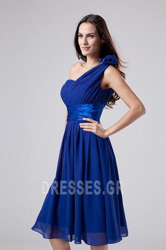 Οι πτυχωμένες μπούστο Σιφόν απλός Γραμμή Α Παράνυμφος φορέματα - Σελίδα 5