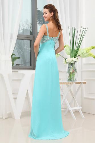 εξώπλατο Πολυτελές Πλισέ Αμάνικο Ευρεία λουριά Βραδινά φορέματα - Σελίδα 2