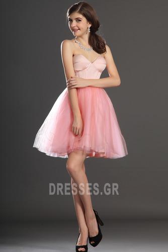 αγαπημένος Καλοκαίρι Ύπαιθρος Τούλι Αμάνικο Μπάλα φορέματα - Σελίδα 4