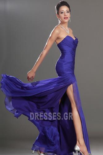 Αμάνικο Γοργόνα αγαπημένος πλέγμα ύφασμα Μπάλα φορέματα - Σελίδα 5