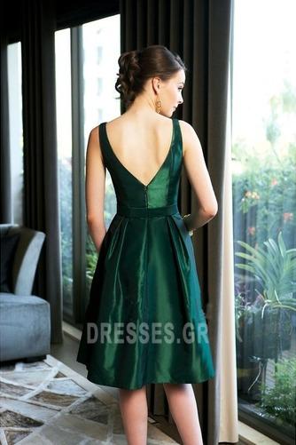 Φυσικό Γραμμή Α απλός Καλοκαίρι Μέχρι το Γόνατο Παράνυμφος φορέματα - Σελίδα 2