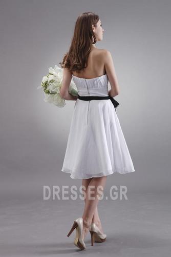 Μέχρι το Γόνατο Μικροκαμωμένη Τα μέσα πλάτη Παράνυμφος φορέματα - Σελίδα 6