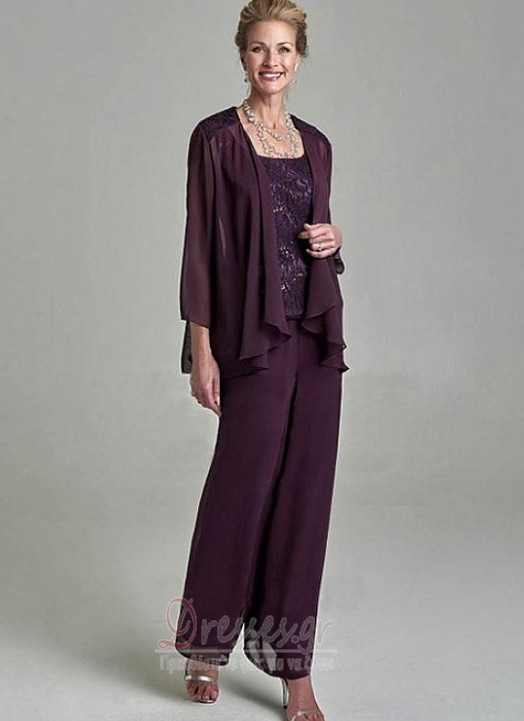 dc3509965e32 ... Άνοιξη Κομψό Μακρύ Μανίκι Ντραπέ Μέχρι τον αστράγαλο Παντελόνι κοστούμι  φόρεμα - Σελίδα 2