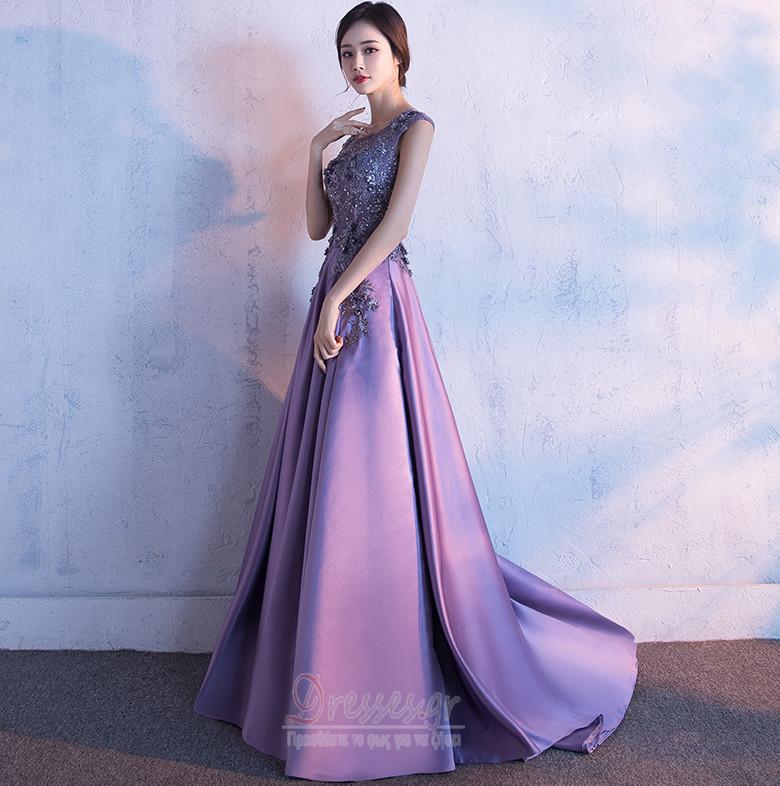 a3d6440ddc0c Γραμμή Α Αμάνικο Επίσημη Αχλάδι Δαντέλα επικάλυψης Μπάλα φορέματα - Σελίδα  1 ...