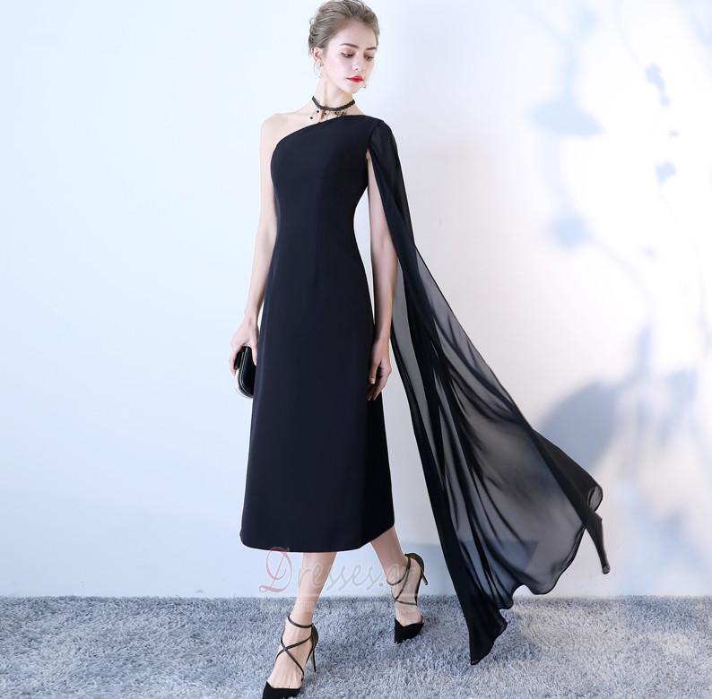 c637e17bc14 Φυσικό απλός Ντραπέ Ένας Ώμος Φερμουάρ επάνω Βραδινά φορέματα - Σελίδα 1 ...