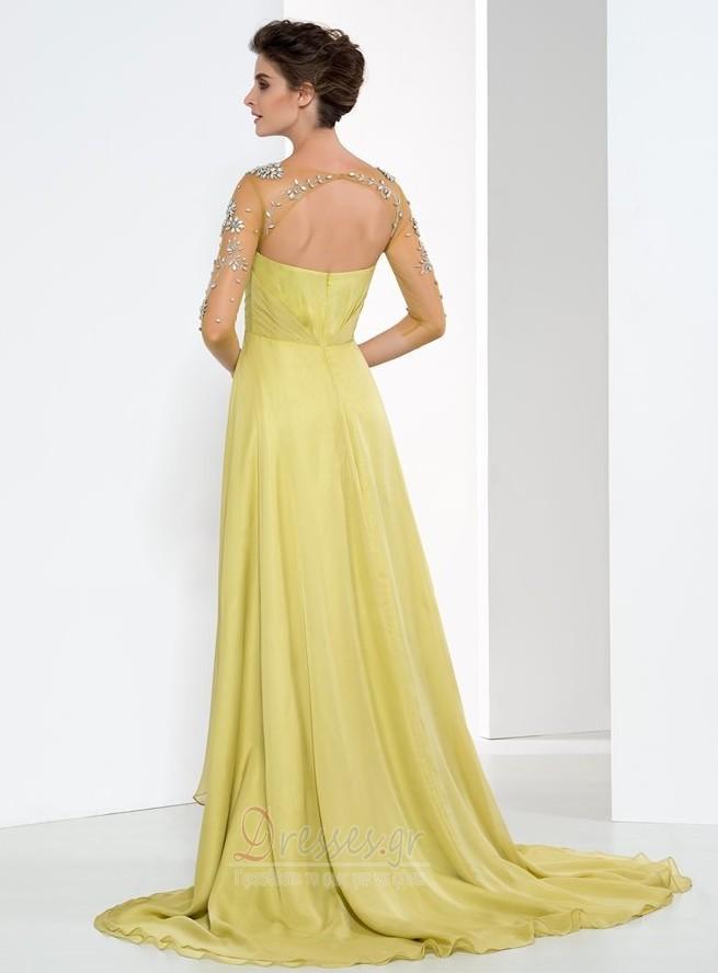 2f0f1ada5ea0 ... Κόσμημα τονισμένο μπούστο Πολυτελές Γραμμή Α Βραδινά φορέματα - Σελίδα  2 ...