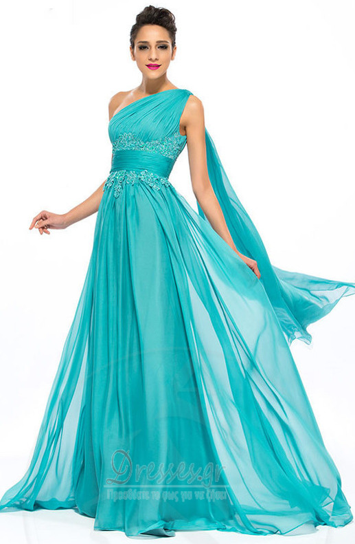 d602f91a334 Φυσικό Φερμουάρ επάνω Χάνει Κομψό Σιφόν Αμάνικο Βραδινά φορέματα - Σελίδα 1  ...