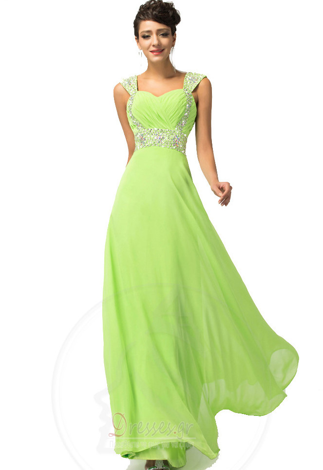 6e74c9916acd Φυσικό Πολυτελές Διακοσμημένες με χάντρες ζώνη Βραδινά φορέματα - Σελίδα 1  ...